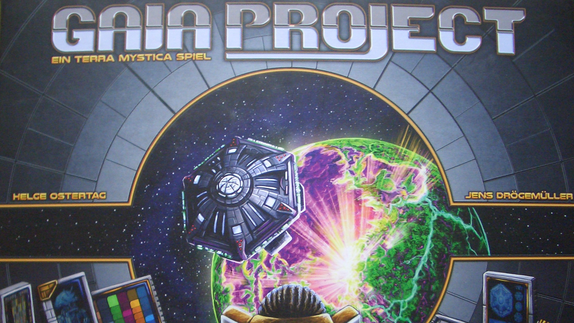 Gaia Project Titelbild