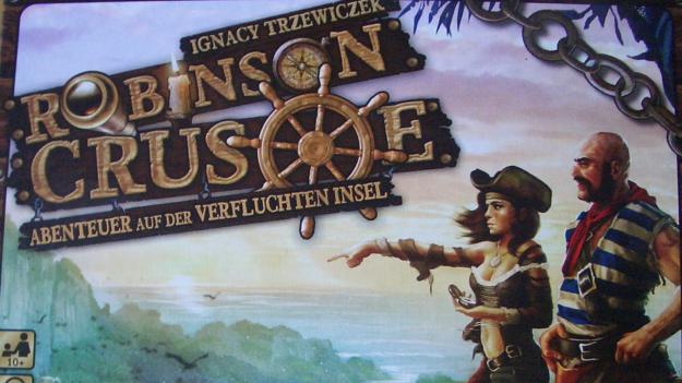 Robinson Crusoe Titel