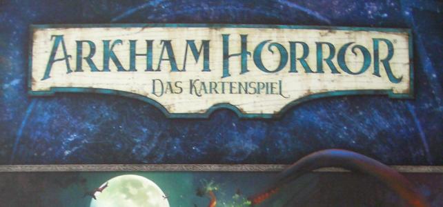 Arkham Horror - Das Kartenspiel Titelbild