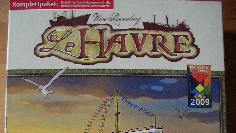 Le Havre Titel