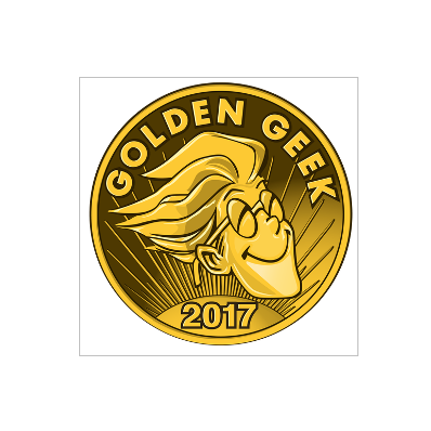 Golden Geek 2017