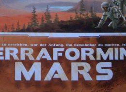Terraforming Mars Titel