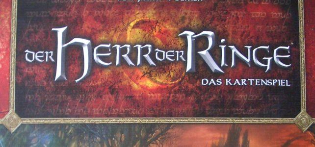 Der Herr der Ringe - Das Kartenspiel Titel