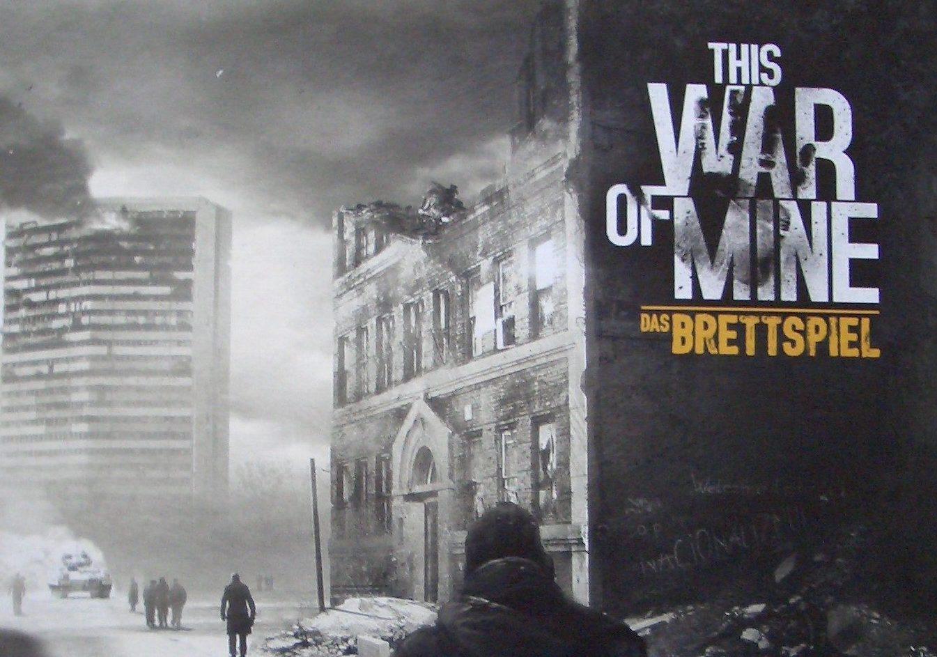 This War Of Mine Titel