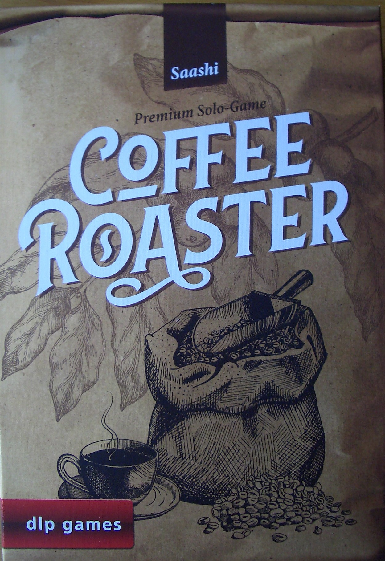 Foto Coffee Roaster