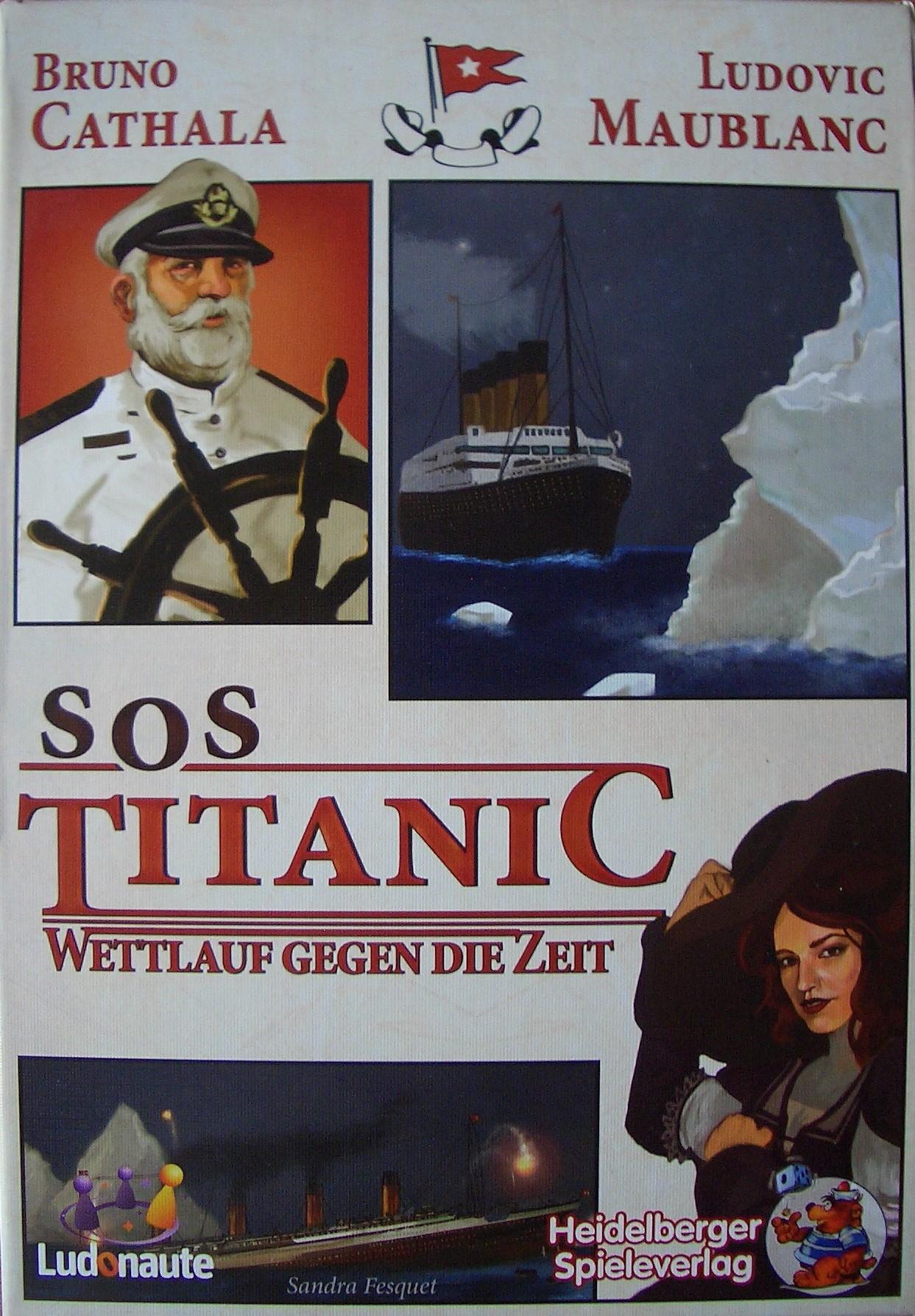 Foto SOS Titanic